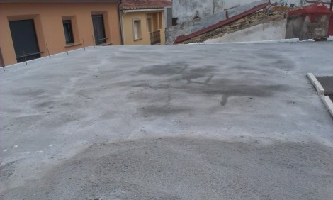 VALENCIA – Gandia, obra nueva Latermix y estructura metálica bovedilla poliestireno