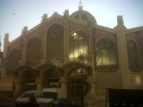Obra CEM mercado Central