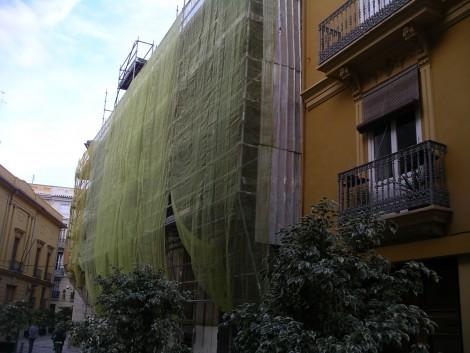 Valencia – Obra Latermix 1400 Samaniego