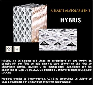 Webinar ACTIS aislamiento alveolar HYBRIS