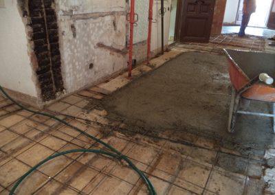 Rehabilitación edificio Barrio de Gracia Barcelona – Beton 1600