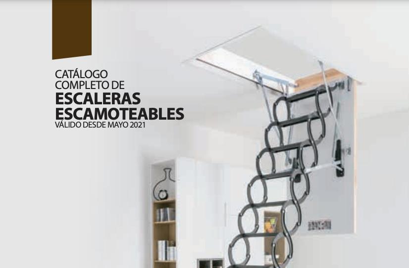 Nueva tarifa de las escaleras escamoteables Fakro